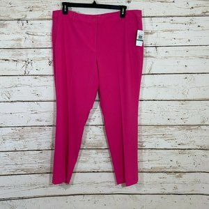 Micheal Kors pink dress NWT size 16 pants